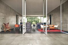 CONTEMPORARY STONE GREY/ANTHRACITE - Designer Tiles from Cerim by Florim ✓ all information ✓ high-resolution images ✓ CADs ✓ catalogues ✓..