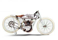 1916 Harley Davidson Board Track Racer #MidAmericaAuctions #PebbleBeach2013