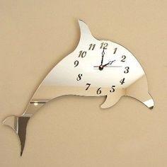Dolphin Clock – BongoJazz £24.99