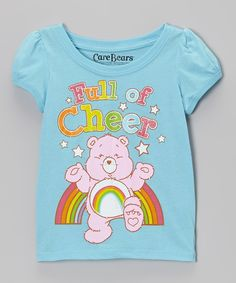 Another great find on #zulily! Cancun 'Full of Cheer' Care Bear Tee - Toddler by Hasbro #zulilyfinds