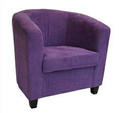 The Contour College Chair Purple