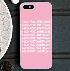 Drake Hotline Bling - iPhone 6/6S Case, iPhone 5/5S Case, iPhone 5C Case plus Samsung Galaxy S4 S5 S6 Edge Cases - Shadeyou - Personalized iPhone and Samsung Cases