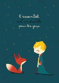 Poster O Pequeno Príncipe