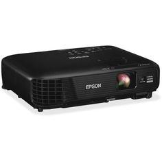 Epson V11H721120 Powerlite 1264 Business Projector #V11H721120 #Epson #Projectors  https://www.techcrave.com/epson-v11h721120.html