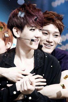#Baekhyun & #Chen