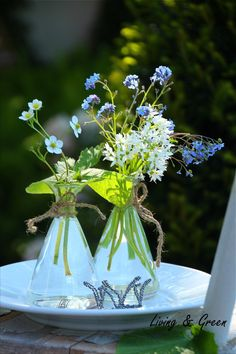 Lovely May flowers arrangement