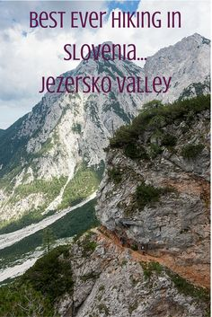 Welcome to Jezersko, a remote mountain valley in Slovenia, home to great hiking and adventures!
