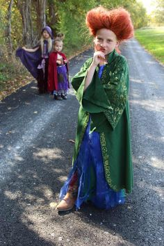 It's Just A Bunch Of Hocus Pocus Costumes!