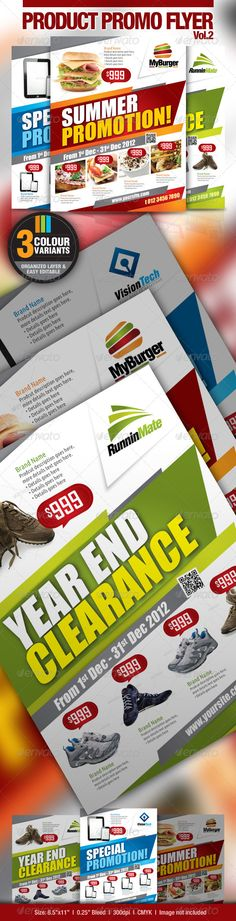 34 Best Promotion Products Images On Pinterest Flyer Design