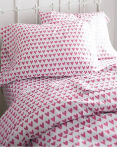 Pattern Play Percale Bedding