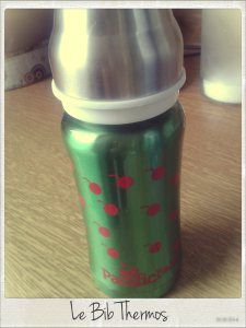Thermal baby bottle Pacific Baby