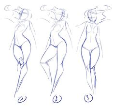 Pose reference new drawing poses reference female 51 ideas sketchdump 30 second poses by blue ten progresser en dessin mirka andolfo. Body Drawing, Anatomy Drawing, Woman Drawing, Drawing Women, Drawing Techniques, Drawing Tips, Drawing Sketches, Sketching, Female Drawing Poses