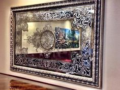 Beautiful mirror by Gracie Reed