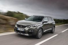 Sci-fi style for new Peugeot 3008 Monospace, Peugeot 3008, Driving Test, Sci Fi, Vehicles, French, Cars, Science Fiction, French People