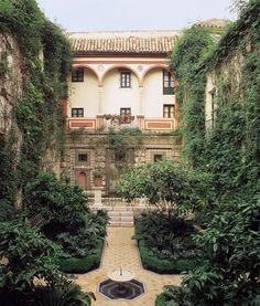 Jardins Casas de la Juderia, Séville