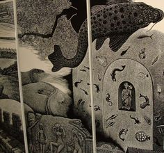 Newcastle Enamel from Hilary Paynter engravings