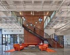 800 Apollo Creative Office   Ehrlich Yanai Rhee Chaney Architects with LRM Landscape Architecture, Del Amo Construction    Archinect