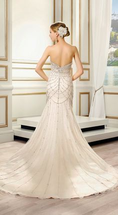 Val Stefani Spring 2015 Bridal Collection | bellethemagazine.com