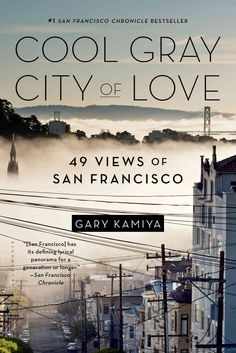 A runaway San Francisco Chronicle bestseller, Cool Gray City of Love is a one-of-a-kind book for a one-of-a-kind city. It's a love song in 49 chapters to an extraordinary place, taking 49 different si
