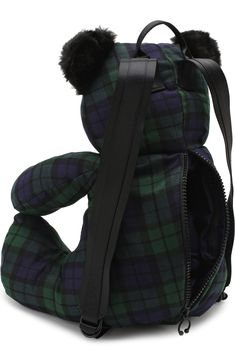 af6d910b3ed0 Женский синий рюкзак mascot bear Fenty Puma by Rihanna, арт. 07533201  купить в ЦУМ
