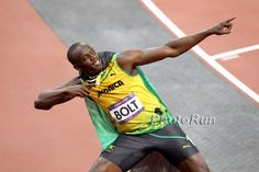 And why Usain Bolt net worth is so massive? Usain Bolt net worth is definitely at the very top level among other celebrities, yet why? Usain Bolt, Nbc Olympics, Summer Olympics, Olympic Records, Anniversary Games, Fastest Man, Olympic Athletes, Runners World, Sports Activities