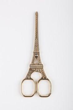 Eiffel Scissors. What.