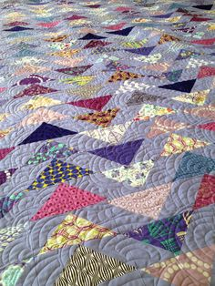 Flying geese quilt                                                                                                                                                                                 Plus