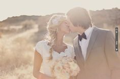 Romantic, Dreamy Bridal Shoot In The Utah Desert | CHECK OUT MORE IDEAS AT WEDDINGPINS.NET | #weddings #weddinginspiration #inspirational