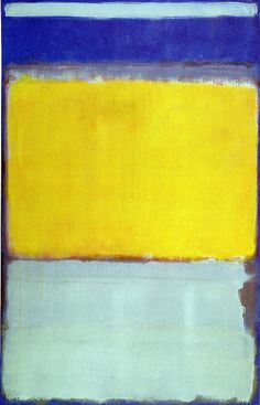 Mark Rothko - Number 10, 1950 | Flickr - Photo Sharing!