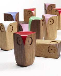 Wood owls - Matt Pugh
