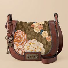 If I were a handbag this would be it... (in love with fossil)