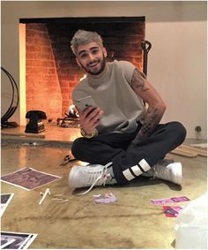 Pictures from Zayn Book