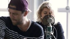 """Hillsong UNITED // Touch The Sky - New Song Cafe - This lady has a beautiful voice, especially when she hits the high notes. """"I touch the sky when my knees hit the ground"""""""