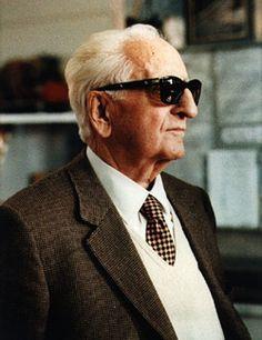 Enzo Ferrari. Cool gent.