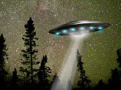 A supposed alien craft and its occupants were filmed by an abductee