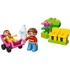 LEGO DUPLO Mom and Baby (10585)
