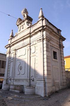 CIDADANIA LX: Imagens de Marca - Lisboa/Portugal (continuação)Chafariz do Intendente