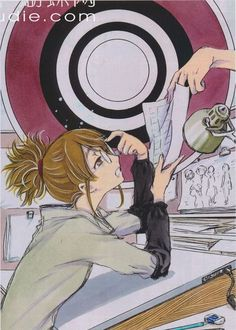 Haken Anime! CLAMP