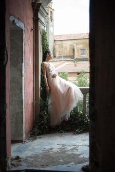 ADV Collezione sposa 2016/2017 Elena Pignata www.elenapignata.com Credits Aldo Giarelli Model Morgana Balzarotti
