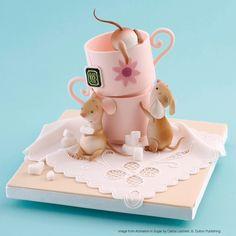 Carlos Lischetti: Mice in Teacup