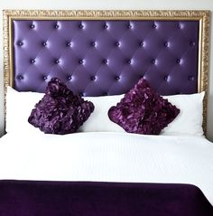 ♥ love the pillows