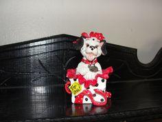 "101 Dalmatian Figurine ""I Have a Soft Spot for You"" #264822"