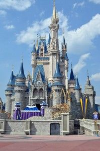 Cinderella's Castle at Walt Disney World...amazes us every time we are there!