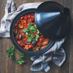 Vegan Mixed Vegetable Tagine with Apricots and Dates