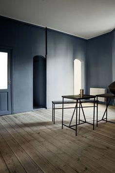 The Frama Showroom, located in the renovated St. Pauls Apotek in Copenhagen, Denmark