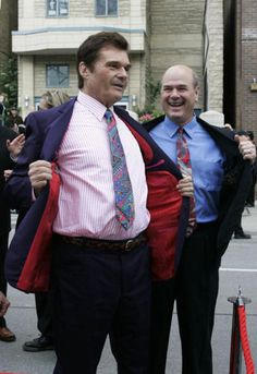 Fred Willard arrested for lewd conduct in adult theatre