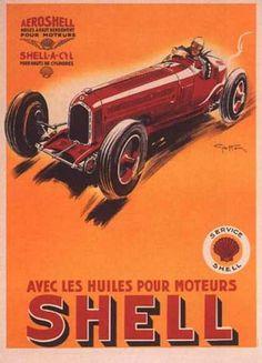 Shell by Geo Ham (1934)