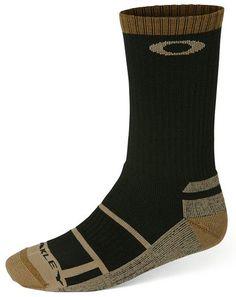 920d4bc9e6d Oakley SI Black Tactical Boot Socks