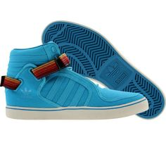 adidas mid-rise cyan shoes