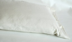 raw silk pillowcase